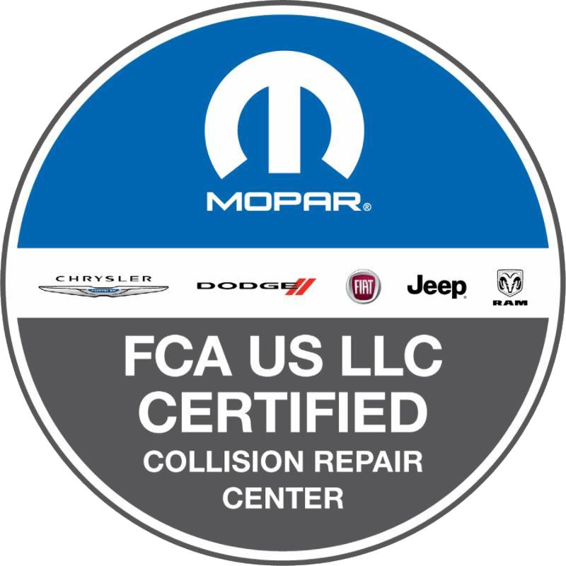 FCA certified repair shop